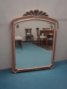 Art. 158, Mirror with frame decorated by craftsmen