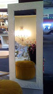 Art. 2800 Justine mirror, Classic rectangular mirror, outlet price