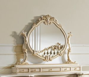 ART. 2859L, Classic mirror with drawers
