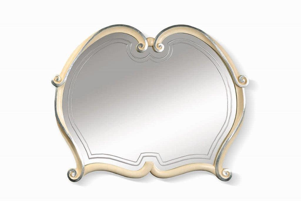 Art. 727, Shaped mirror, for classic dining rooms