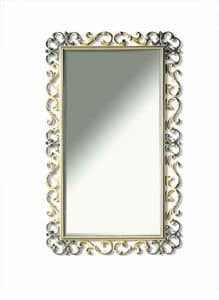 Art. 771, Rectangular mirror, ideal for restaurants and villas