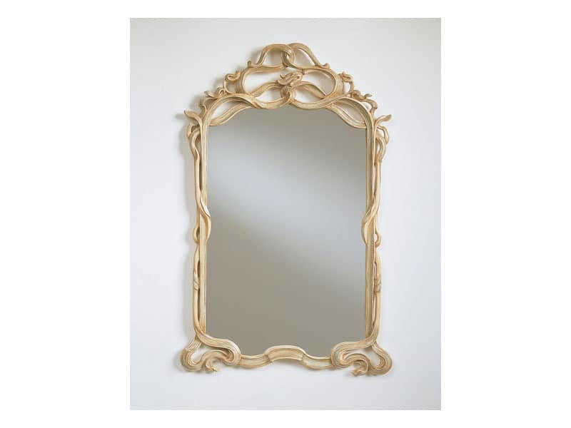 Art. 925, Classic mirror, carved frame, for restaurant