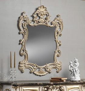 Art. 970/IN mirror, Luxurious carved mirror