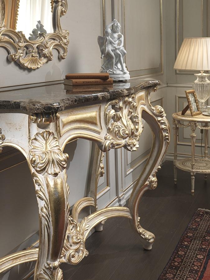 Art. 970/IN mirror, Luxurious carved mirror
