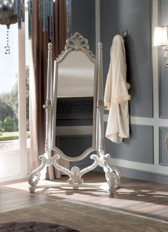 Barocco Fiorentino Art. SPE/DOL105, Baroque floop mirror