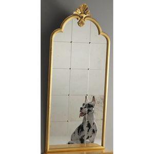Degas RA.0835.A, Large 18th-century-style Veneto panel mirror