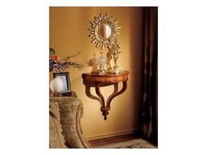 Emanuela mirror, Wall mirror with sun shape