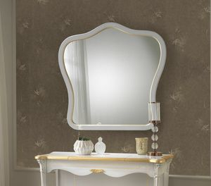Giulietta Art. 3311 - 3411, Mirror with lacquered frame