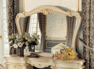 Opera mirror, Luxurious countertop mirror