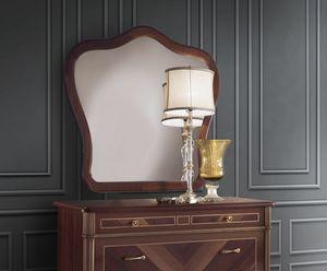 Prestige 2 Art. 4311, Mirror with a classic design