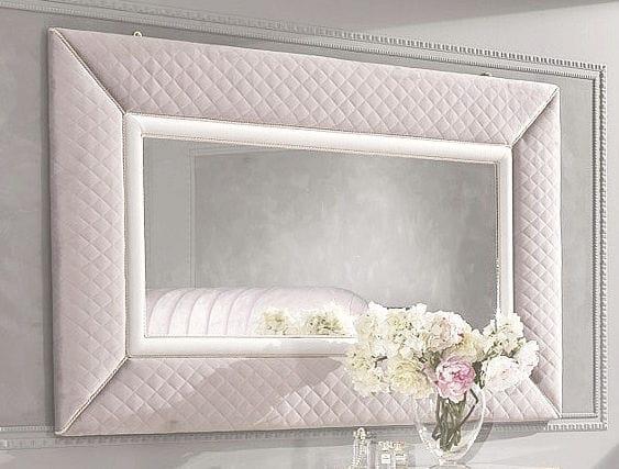 QUEEN mirror 1, Rectangular mirror for the bedroom
