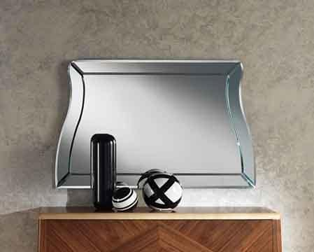 SP29 Desyo mirror, Mirror for elegant and luxurious environments