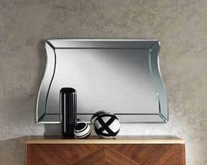 SP29 Desyo mirror, Mirror for elegant and luxurious environments