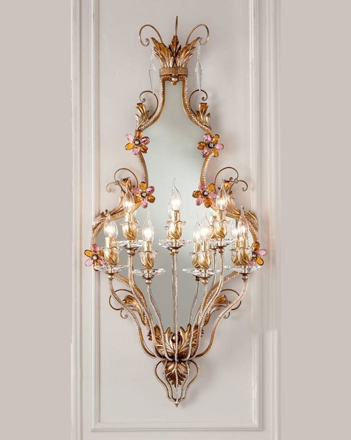 SP.8000/7, Classic style mirror with frame