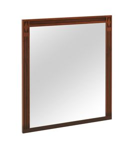 Villa Borghese mirror 9376, Mirror with wooden frame, directoire style