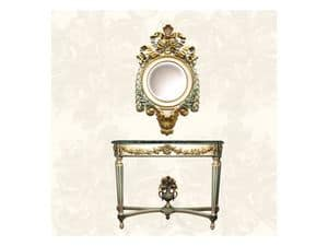 Wall Mirror art. 153, Luxury decorative mirror