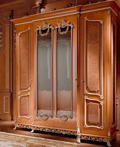 Art. 800/W1, Luxury classic wardrobe with mirrors