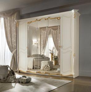Fenice Art. 1314, Luxurious wardrobe with mirror