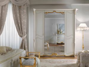 Fenice Art. 1315, Elegant classic style wardrobe