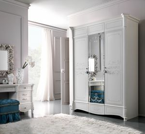 Prestige Art. 320, Classic style wardrobe