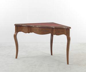 5217, Corner desk in classic style