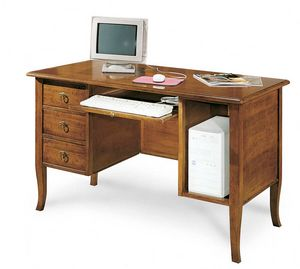 Art. 104, Writing desk with extractable top