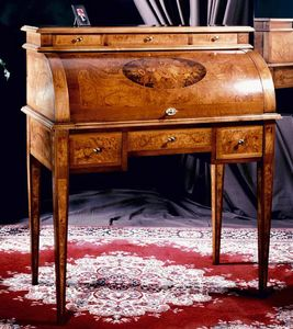 Art. 180 Musica, Secretary desk in precious wood