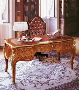 Art. 334, Desks of luxury, in solid wood, hand-decorated