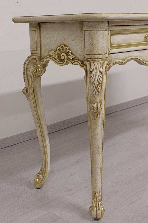 Bruna, Baroque style writing desk