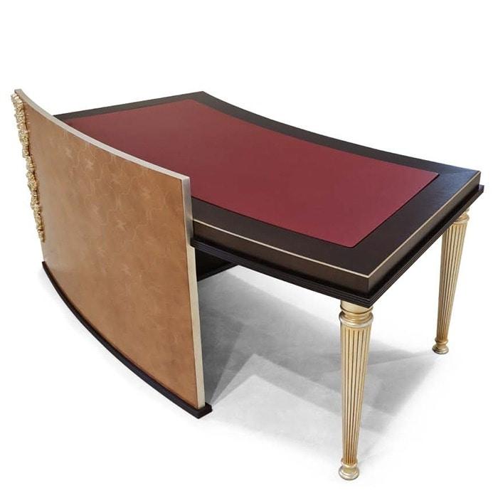 FLORA / desk, Desk with an eclectic design