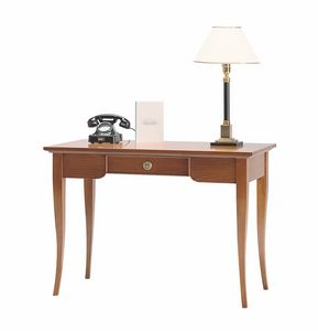 Mathilda desk, Classic writing desk for hotel rooms