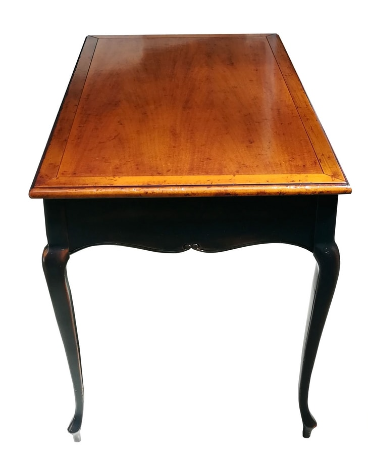 Rebecca FA.0045, Writing desk with 3 drawers, Provencal style