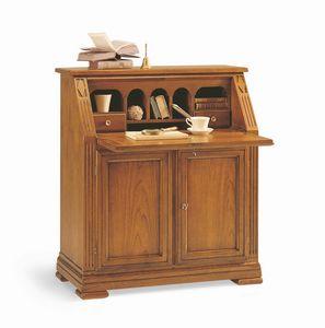 Villa Borghese bureau 6372, Bureau cabinet, in classic style