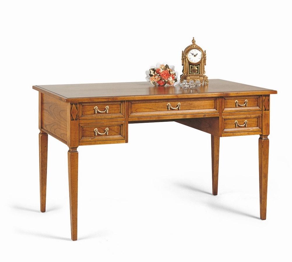 Villa Borghese desk 6371, Directoire style desk