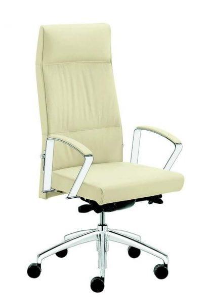 11523 Ada, Leather office armchair