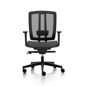 Air One 01, Office executive chair, mesh backrest