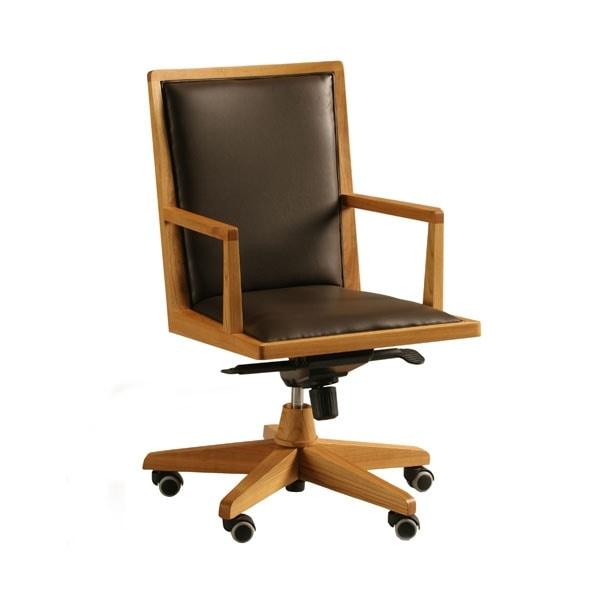 Boss 3888, Office armchair in wood