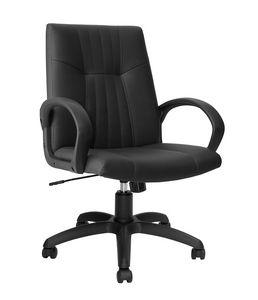Calipso medium, Directional armchair, with nylon castors