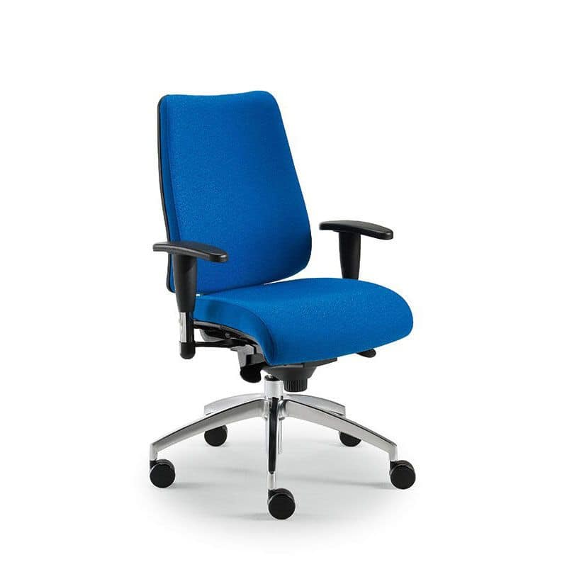 DD Dinamica executive 53712, Office chair with wheels and adjustable height