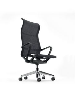 Evolution A, Mesh office chair with high back