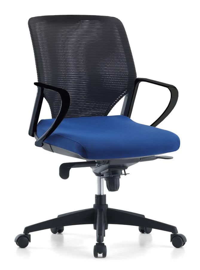 Karina AIR 02, Executive chair, padded with polyurethane, for office