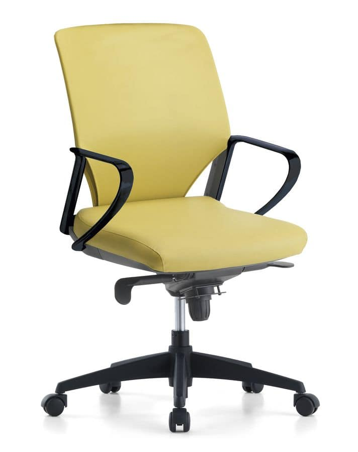 Karina Soft 02, Padded executive office chair