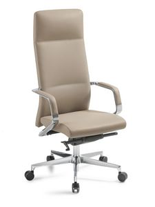 Line high, Executive office chair