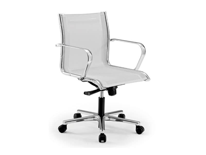 Origami RE executive 70221, Office chair with seat and backrest in mesh