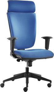 Orion SY-CPL with headrest, Executive office chair, with adjustable headrest