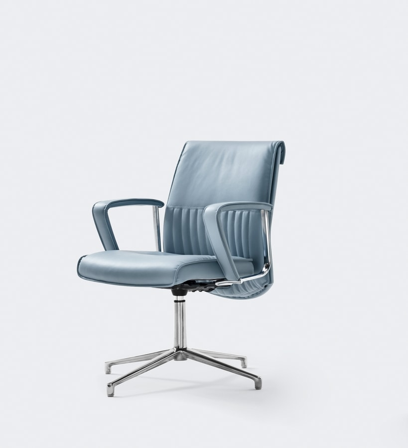 PARLAMENT, Office armchair with high comfort