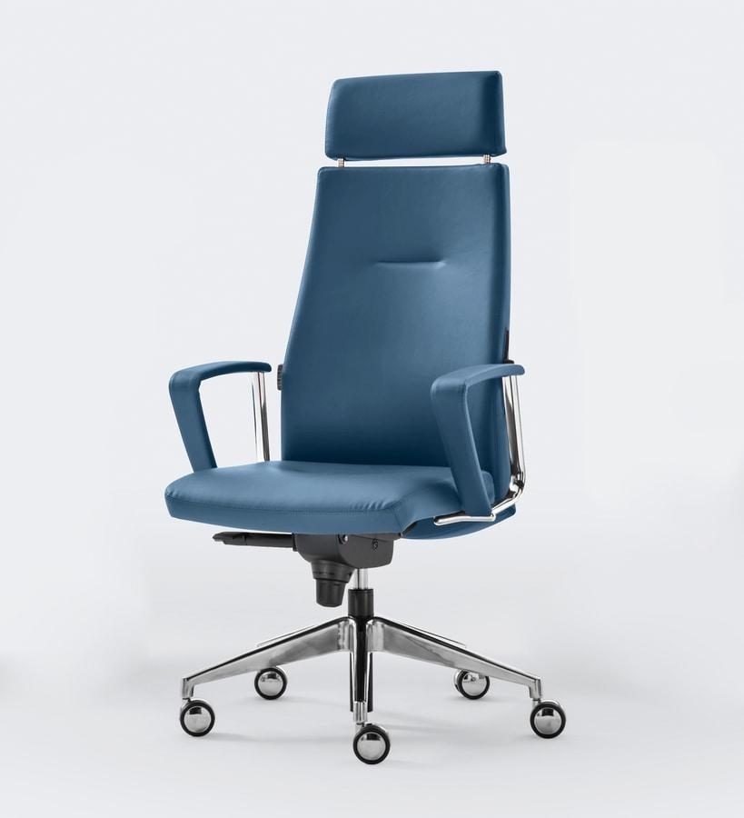 TRENDY, Comfortable ergonomic office chair