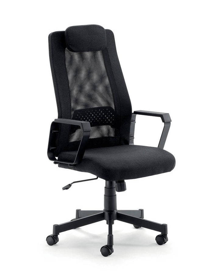 UF 449, Executive chair with mesh back