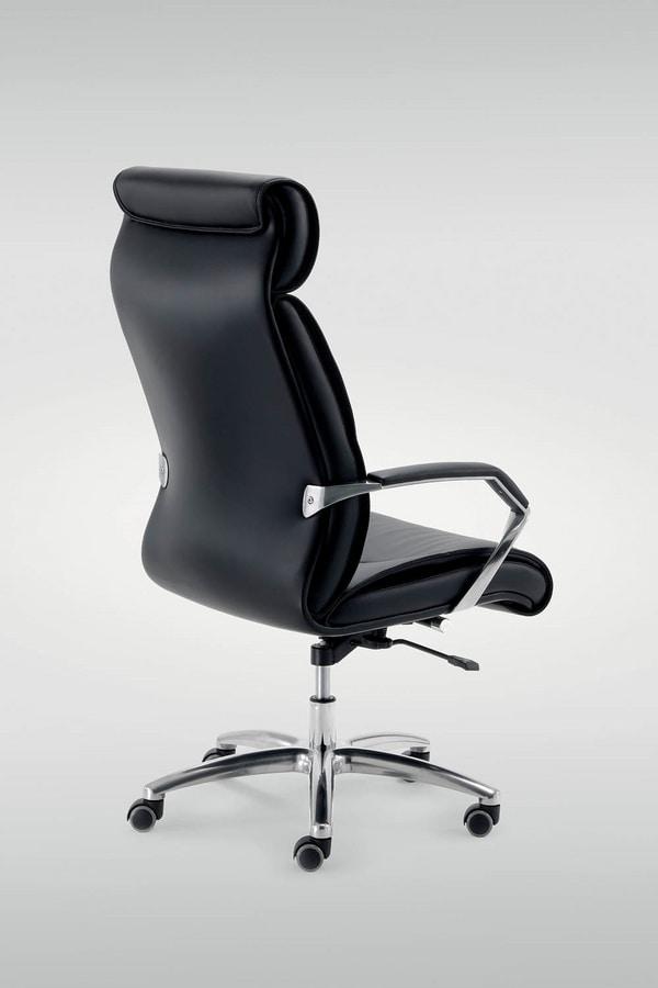 UF 520 / A, Executive office armchair