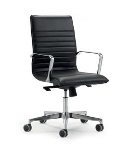 UF 561 / B, Padded office chair
